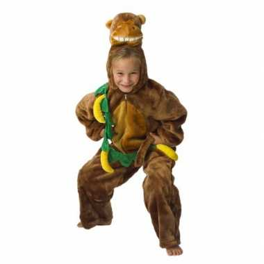 Aap verkleed carnavalskleding kinderen Valkenswaard
