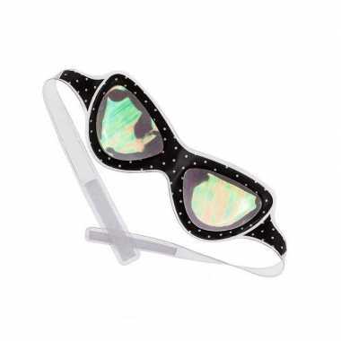 Alien bril / oogmasker volwassenen carnavalskleding valkenswaard