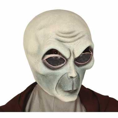 Alien horror masker latex carnavalskleding valkenswaard