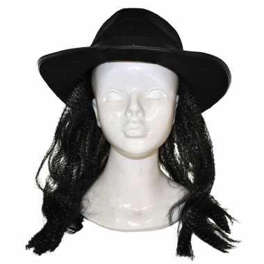 Amish pruik hoed carnavalskleding valkenswaard