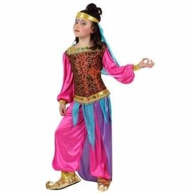 Arabische buikdanseres suheda verkleed carnavalskleding meisjes valke