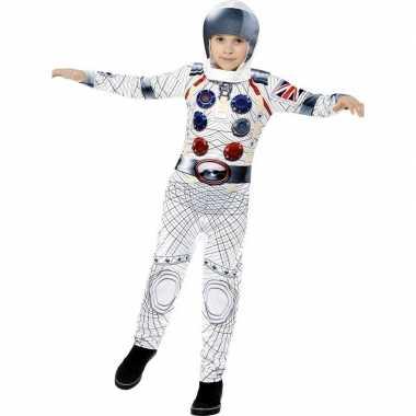 Astronauten carnavalskleding jongens valkenswaard