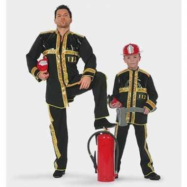 Carnaval brandweer carnavalskleding kind valkenswaard
