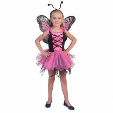 Carnaval vlinder carnavalskleding kinderen Valkenswaard