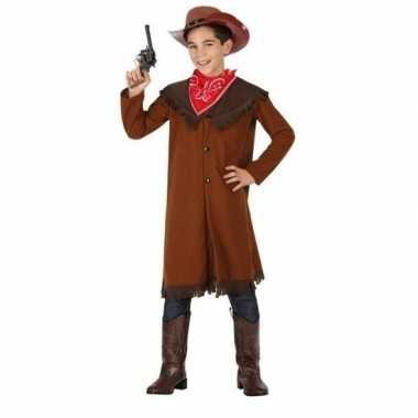 Cowboy john verkleed carnavalskleding jongens valkenswaard