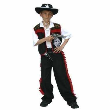 Cowboy verkleed carnavalskleding jongens valkenswaard