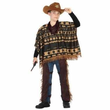 Cowboy/western carnavalskleding/verkleed carnavalskleding jongens val