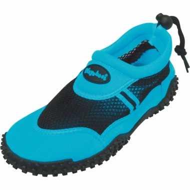 Denses Chaussures D'eau Bleu Noir rpXlRR8gA
