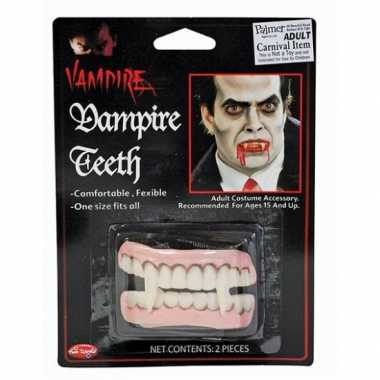 Dracula gebit volwassenen carnavalskleding Valkenswaard