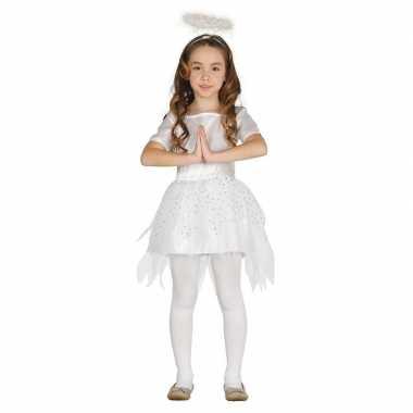 Engel raziel verkleed carnavalskleding/jurk meisjes valkenswaard
