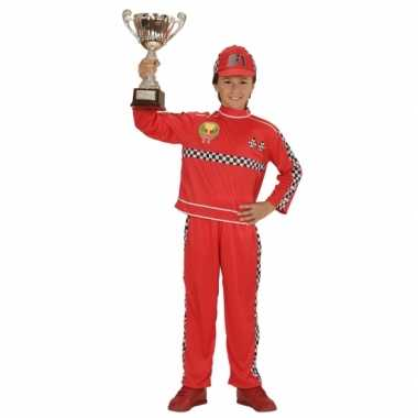 Formule coureur carnavalskleding kinderen valkenswaard