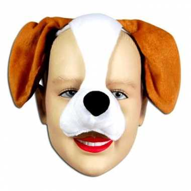 Gezichtsmasker een hond