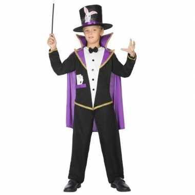 Goochelaar verkleed carnavalskleding/carnavalskleding kinderen valken