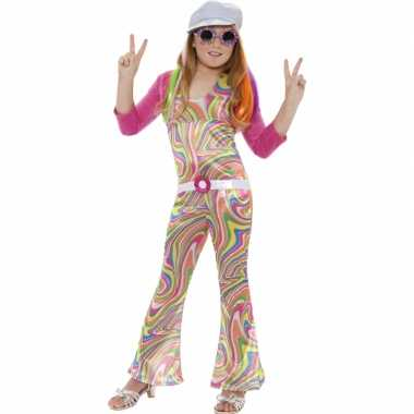 Groovy glam carnavalskleding meiden Valkenswaard