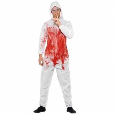 Halloween bloederige carnavalskledingl heren valkenswaard