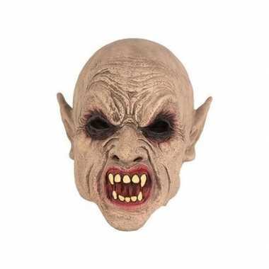 Halloween halloween goblin masker latex carnavalskleding valkenswaard