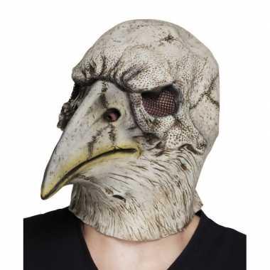 Halloween latex halloween adelaar vogel masker volwassenen carnavalsk