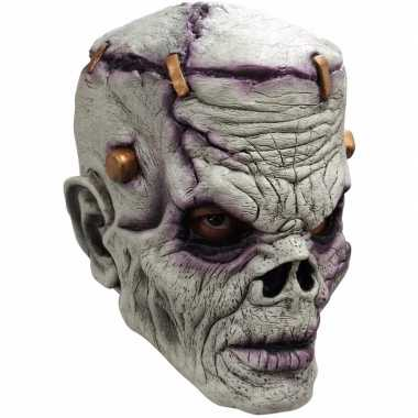 Halloween Masker.Halloween Masker Zombie Frankenstein Carnavalskleding