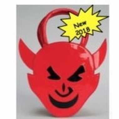Handtasje duivel carnavalskleding valkenswaard
