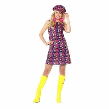 Hippie peace sixties carnavalskleding dames valkenswaard