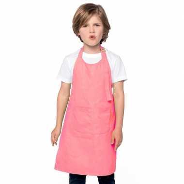 Hobby schorten roze kinderen carnavalskleding valkenswaard