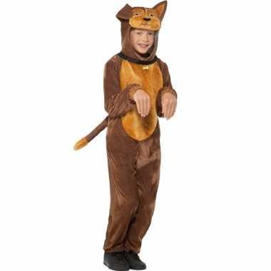 Hond onesie dierencarnavalskleding carnavalskleding kinderen valkensw