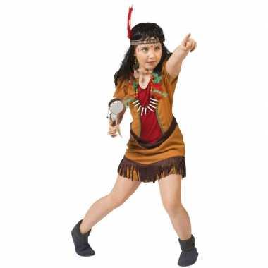 Indianen carnavalskleding eagle meiden valkenswaard