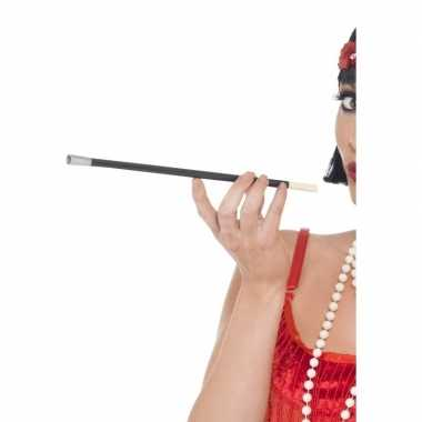 Jaren sigaretten houder carnavalskleding valkenswaard