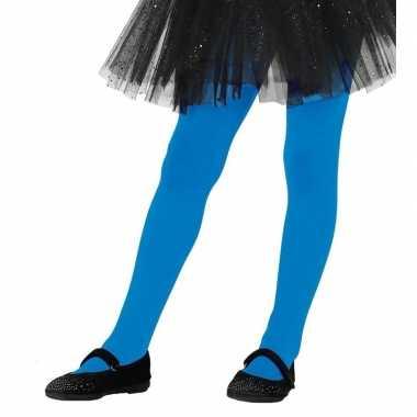 Kinder panties blauw jaar carnavalskleding valkenswaard