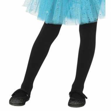 Kinder panties zwart carnavalskleding valkenswaard