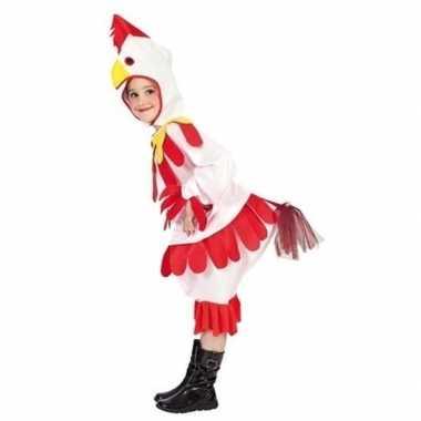 Kip haan carnavalskleding kinderen