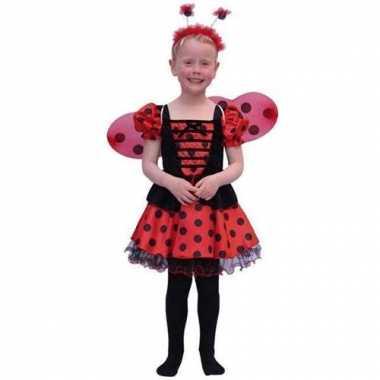 Lieveheersbeestje carnavalskleding meisjes Valkenswaard