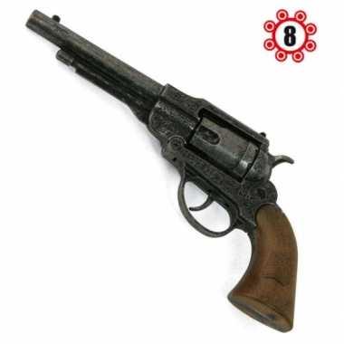 Luxe cowboy revolver antiek carnavalskleding valkenswaard