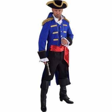 Luxe historisch carnavalscarnavalskleding piraat Valkenswaard
