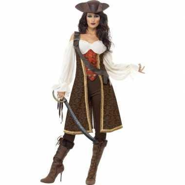 Luxe piraten carnavalskleding dames valkenswaard
