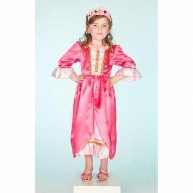 Meiden prinsessen jurkje marilyn carnavalskleding valkenswaard