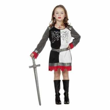 Middeleeuwse carnavalskleding meisjes valkenswaard