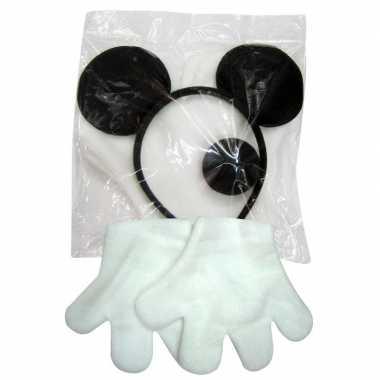Muis verkleedset volwassenen carnavalskleding valkenswaard