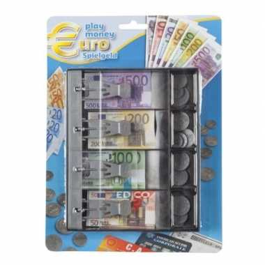 Nep geld euros kinderen winkeltje spelen carnavalskleding valkenswaar