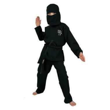 Ninja carnavalskleding kinderen Valkenswaard