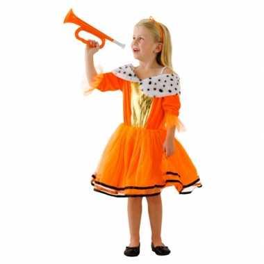 Oranje koninginnen carnavalskleding kinderen valkenswaard