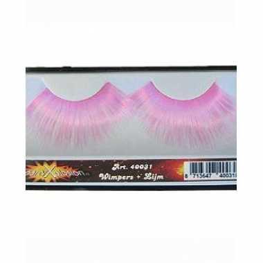 Party wimpers roze carnavalskleding valkenswaard