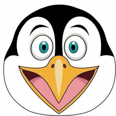 Pinguin maskertjes kinderen carnavalskleding valkenswaard