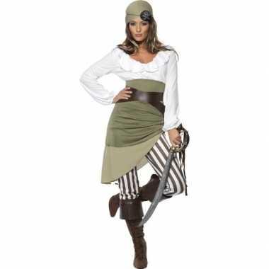 Piraten carnavalskleding dames valkenswaard