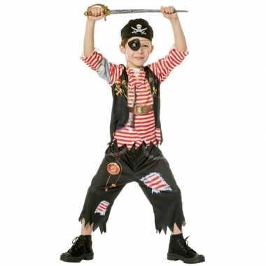 Piraten carnavalskleding jongens valkenswaard