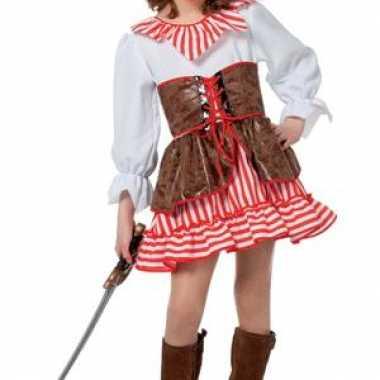 Piraten carnavalskleding meisjes valkenswaard
