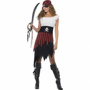 Piraten jurk dames carnavalskleding valkenswaard
