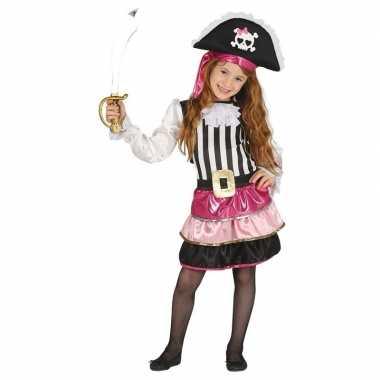 Piraten verkleedset meisjes carnavalskleding valkenswaard