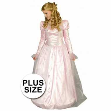 Plus size prinsessen carnavalskleding Valkenswaard