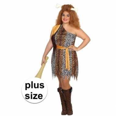 Carnavalskleding Dames.Plus Size Verkleed Cavewoman Carnavalskleding Dames Valkenswaard